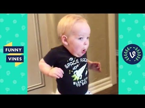TRY NOT TO LAUGH - ULTIMATE Epic Kids Fail Compilation | Cute Baby Videos | Funny Vines 2018